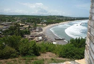 Kust van Ghana